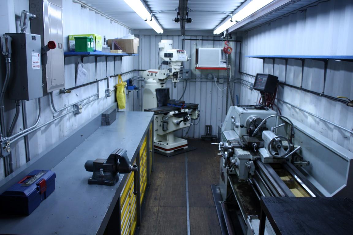 portable machine shop